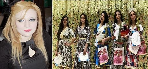 """الحسيمية """"فاطمة فائز"""" تعلن عن الحائزة على لقب مسابقتها لـ""""ملكة جمال شمال المغرب"""" بإمزورن"""
