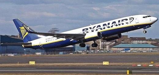 """شركة """"راينير"""" تطلق رحلتين جويتين أسبوعيا بين مالقة وهذه المدن المغربية ابتداء من هذا الموعد"""