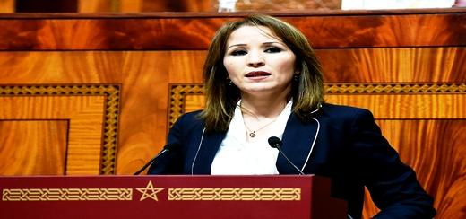 البرلمانية رفيعة المنصوري تسائل وزير التربية الوطنية حول الإقتطاعات من أجور رجال ونساء التعليم
