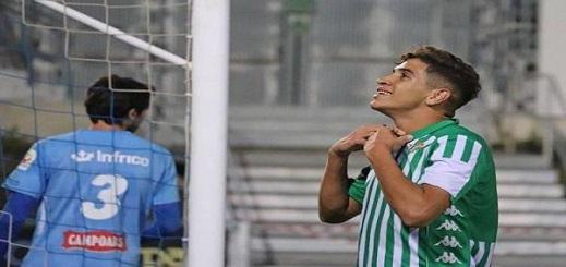 """إبن مليلية الريفي """"محمد مزيان"""" يطرق أبواب فريق """"ريال بيتيس"""" الاسباني"""