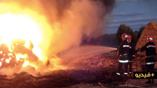 زايو.. رجل اعمال ناظوري ينتظر فك لغز حريق ضيعة فلاحية في ملكيته