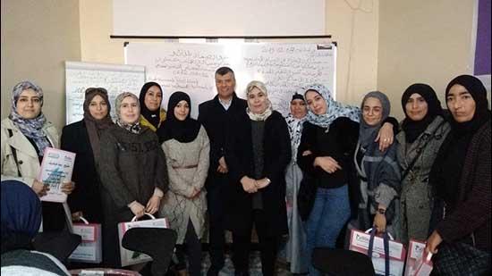 جمعية مبادرة باقليم الناظور تنظم الدورة التكوينية الاولى لفائدة النساء