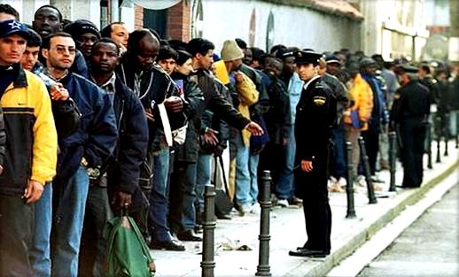 جمعيات بلجيكية تتحرك للمطالبة بتسوية أوضاع المهاجرين غير الشرعيين
