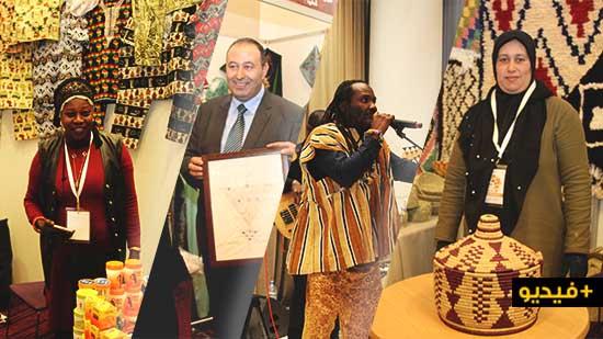 جمعية ثسغناس تعطي إنطلاقة النسخة الثالثة من الأيام  الثقافية الإفريقية بمدينة الناظور