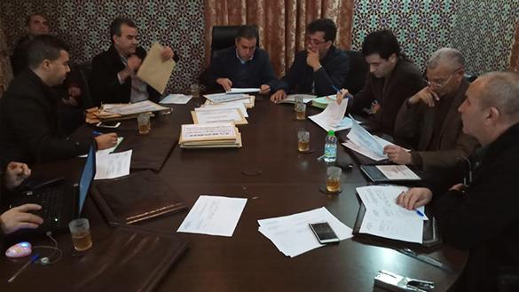 المجلس الإقليمي يبرم صفقات لبناء منشآت عمومية بالناظور وفرخانة
