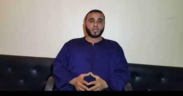 اعتقال الراقي أشرف الحياني بموجب مذكرة بحث صادرة عن شرطة الناظور