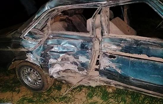 الدريوش.. انقلاب سيارة بمنعرجات تمسمان يتسبب في إصابة السائق بجروح بليغة