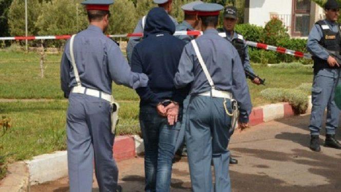 توقيف مروج للمخدرات بمدينة الدريوش