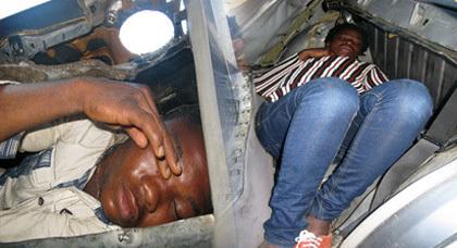 اعتقال مغربي متلبسا بمحاولة  تهريب شخص داخل لوحة قيادة سيارة بمعبر مليلية