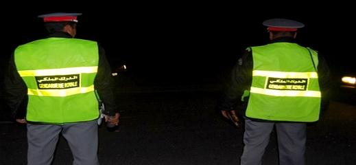 الدريوش.. اعتقال 4 أشخاص ضمنهم فتاتين بحاجز أمني بمدخل بلدة بن الطيب ليلة رأس السنة