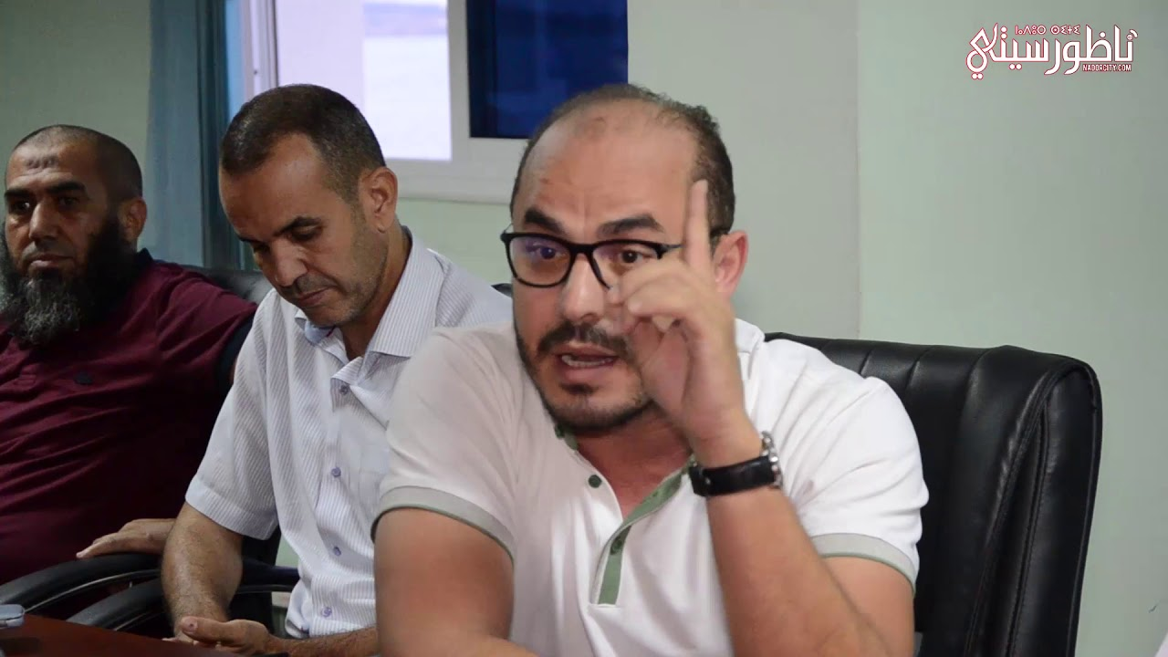 سليمان ازواغ يقلب موازين التحالفات ساعات قبل انتخاب الرئيس الجديد للناظور