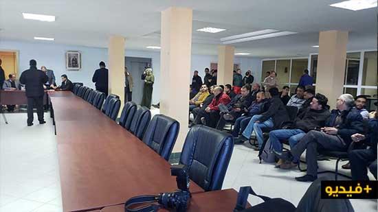 رسميا.. بعد غياب كل أعضاء المجلس السلطات المحلية تؤجل دورة انتخاب الرئيس الجديد لجماعة الناظور