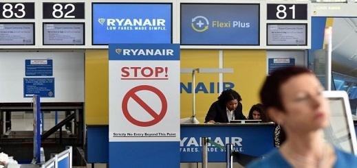 """محكمة بلجيكية تطالب """"ريان إير"""" للطيران  بتعويض الركاب المتضررين من إلغاء رحلاتهم"""