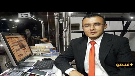 حمزة المنصوري يوضح بشأن خلافه مع رئيس جماعة بوعرك: انها محاولة للهروب من فشله