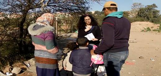 محامون إسبان يدخلون على خط قضية طرد عائلات ريفية من مركز للإيواء بمليلية
