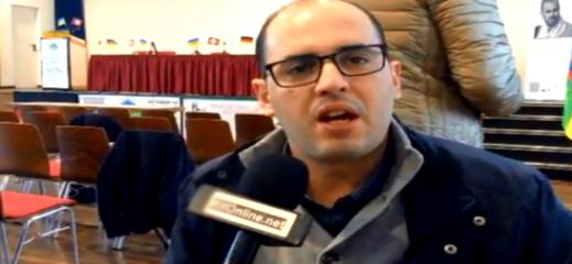 """محكمة الحسيمة تبرئ الناشط بـ""""حراك بلجيكا"""" محمد الأحمدي من جميع التهم المنسوبة إليه"""