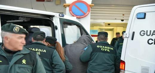 الحرس المدني الإسباني يتمكن من توقيف مغربي عائد من مناطق داعش