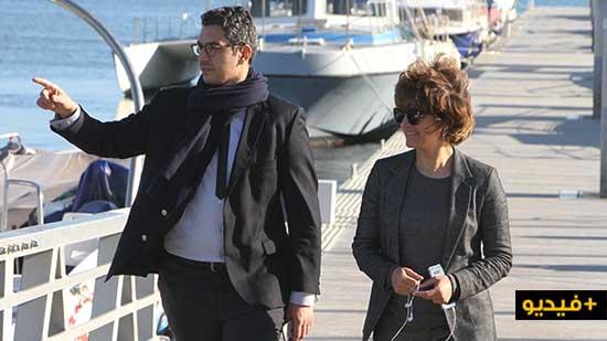 البطلة نزهة بدوان: الناظور مدينة جميلة مضيافة ومارتشيكا فخر للمغاربة