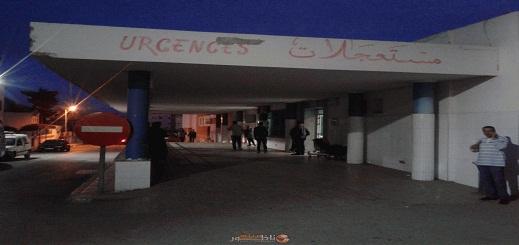 شخص يهاجم مستعجلات المستشفى الحسني ويعتدي بالضرب على شرطي وحارس أمن يعملان بالمستشفى