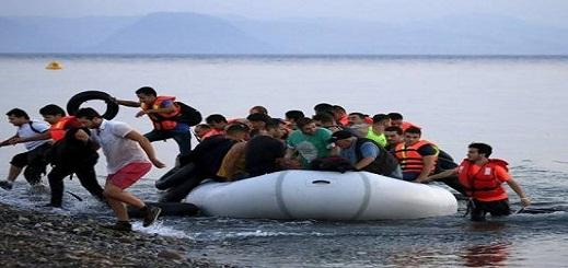 الشرطة الوطنية الاسبانية تطلق سراح 14 مهاجرا سريا  ينحدرون من الريف على أراضيها دون ترحيلهم