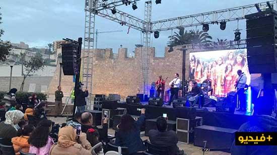 اسدال الستار عن فعاليات الأسبوع الثقافي بمناسبة السنة الأمازيغية بمليلية