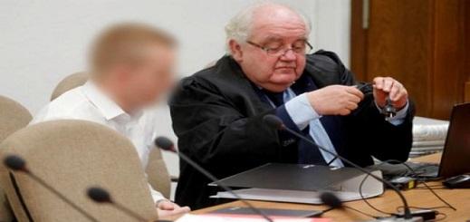 """القضاء الألماني يقضي بـ""""3 سنوات سجنا فقط"""" في حق ألماني قتل جاره المغربي لأسباب عنصرية"""