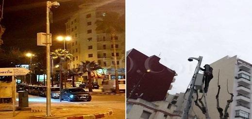 قريبا.. تثبيت عشرات الكاميرات الأمنية لمراقبة شوارع مدينة الحسيمة