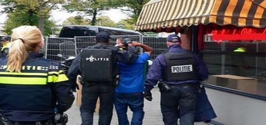 """سقوط مغربي """"خطير"""" يقف وراء عمليات تصفية بهولندا"""