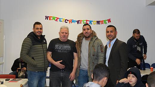 """جمعية تشرف على """"دروس الدعم والتقوية"""" لفائدة الجالية المغربية بألمانيا تفتتح مقرا بفرانكفورت"""