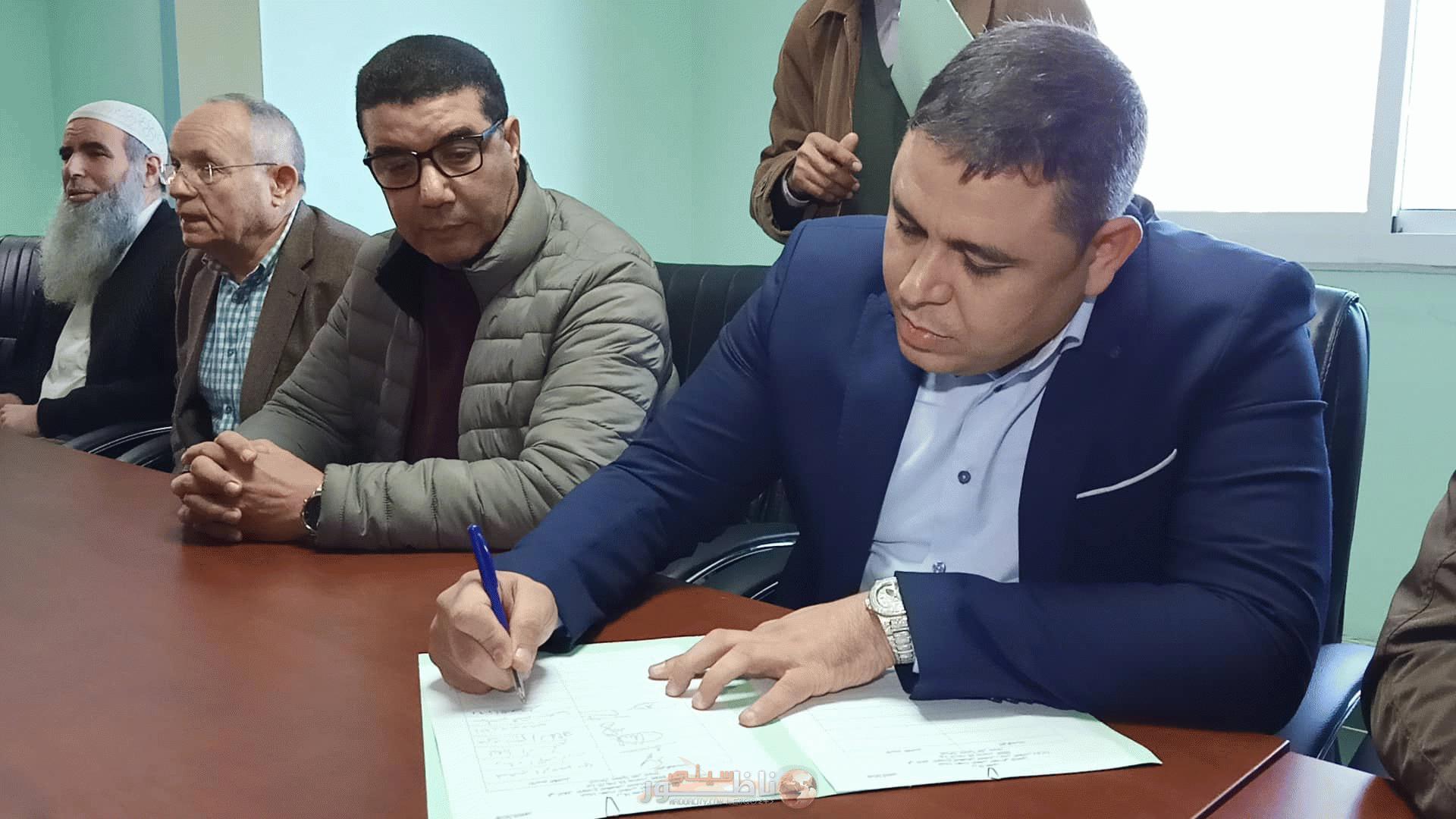 تأجيل النظر في الطعن الذي تقدمت به المعارضة لإلغاء انتخاب مجعيط رئيسا لجماعة الناظور