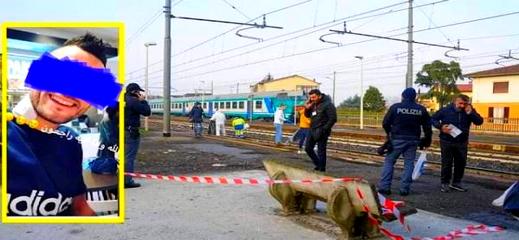 مؤلم.. قطار يقتـل مهاجرا مغربيا بايطاليا ويحوله لأشلاء