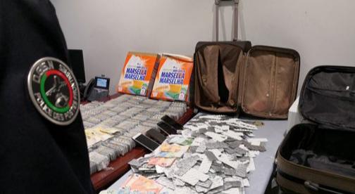 الشرطة تحبط عملية ترويج الالاف من حبوب القرقوبي