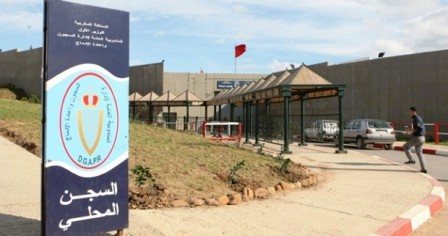 سجن جرسيف ينفي تدهور صحة معتقل الحراك محمد الحاكي
