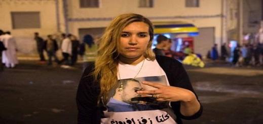 """بعد حصولها على """"اللجوء السياسي"""".. الناشطة نوال بنعيسى توجه هذه الرسالة المؤثرة إلى أمها"""