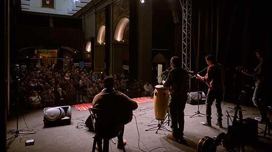 سهرة فنية كبرى بمدينة بيك ببرشلونة احتفالا بالسنة الأمازيغية الجديدة أسكواس أماينو 2970