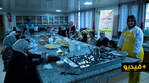 مرضى السلياك بالناظور يقيمون ورشة لطبخ المخبوزات الخالية من الغلوتين