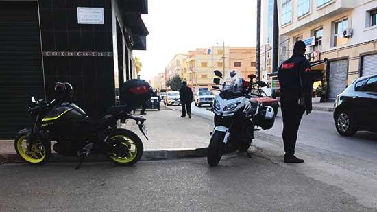 تعزيزات أمنية من ولاية أمن وجدة تباشر رفقة أمن الناظور حملة واسعة بمختلف أحياء المدينة