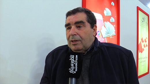 """محمد أقوضاض يتحدث عن فترة """"جنرالات الثقافة"""" بالناظور"""