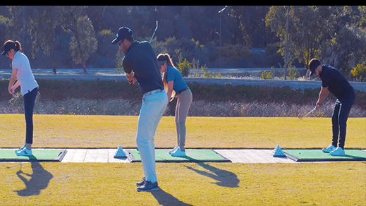 مارتشيكا ميد تفتح أبوابها للأطفال لتعلم رياضة الغولف بالناظور وتخفيضات مهمة للعشرة الأوائل