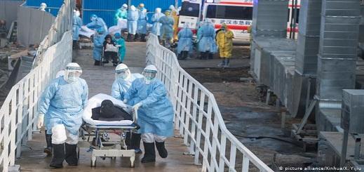 كورونا يقتل 242 شخصا في يوم واحد