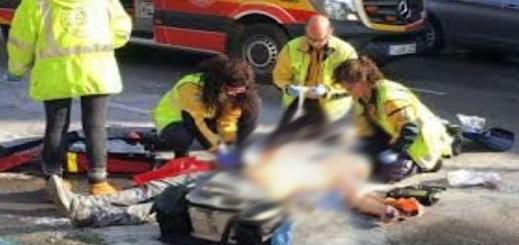 بسبب زوجته.. مهاجر مغربي يحرق جسده أمام مقر الشرطة بضواحي مورسيا