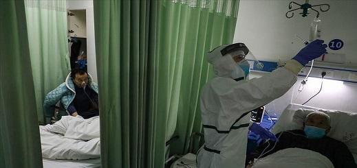 """ضحايا """"كورونا"""" في الصين يتجاوزون 1500 وفاة وتسجيل أول إصابة وفاة في إفريقيا داخل مصر"""