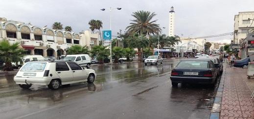 أجواء غائمة وأمطار خفيفية بجهة الشرق اليوم الأربعاء