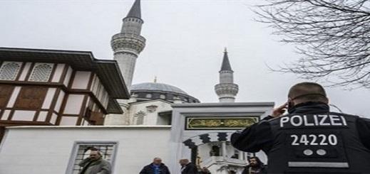 """تعزيز إجراءات أمنية أمام المساجد للحد من إرهاب """"اليمين المتطرف"""" بألمانيا"""
