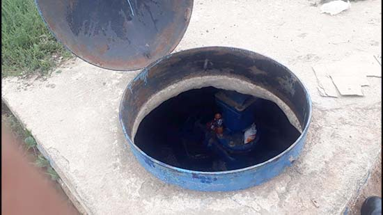 توقيف ستة أشخاص بالناظور يتخذون من بالوعات مياه الشرب مأوى لهم