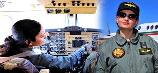 حنان الزروالي.. مسار استثنائي لأول مغربية تقود طائرة عسكرية