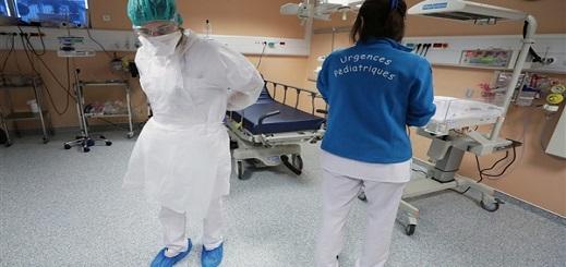 فرنسا تعلن ارتفاع حصيلة الوفيات بفيروس كورونا إلى 30 حالة