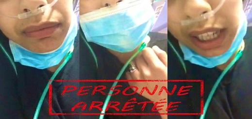 توقيف سيدة بسبب تصويرها شريط فيديو مفبرك حول إصابات مفترضة بوباء كورونا