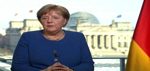 عدد الإصابات بكورونا في ألمانيا وصل الى 10,999 وميركل: أكبر تحد نواجهه منذ الحرب العالمية