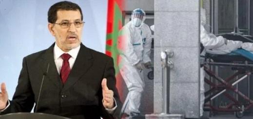 العثماني: الإجراءات الاستثنائية المتخذة هي لحماية المواطنين وتفادي سقوط ضحايا الوباء